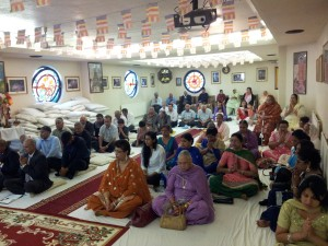 Members and Supporters in the Shrine Room2