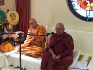 Venerable Monks